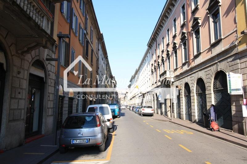 Bergamo centro quartiere la maison bergamo for Consulenza architetto gratuita